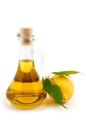 lemon infused olive oil